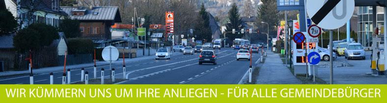 Alpenstrasse Anif